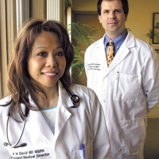 Dr. Patricia David